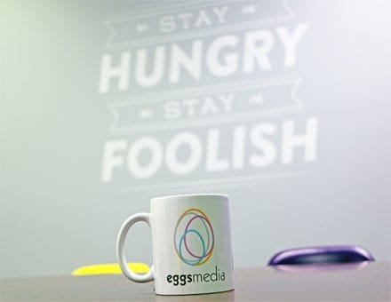 eggsmedia toronto web design company office