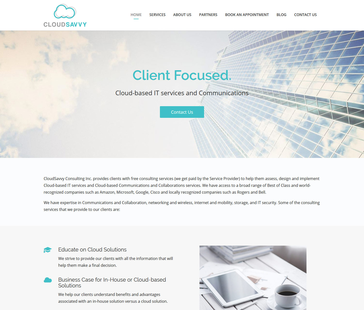 cloudsavvy consulting services eggsmedia