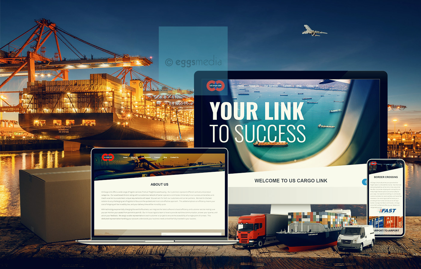 eggs media projects us cargo link