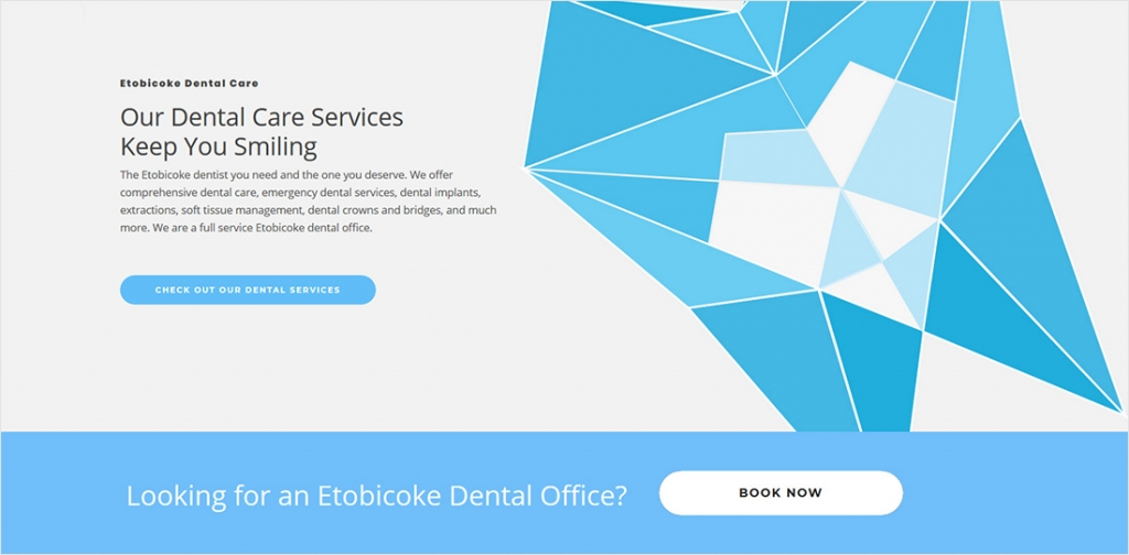 eggs media case study marks dentistry project